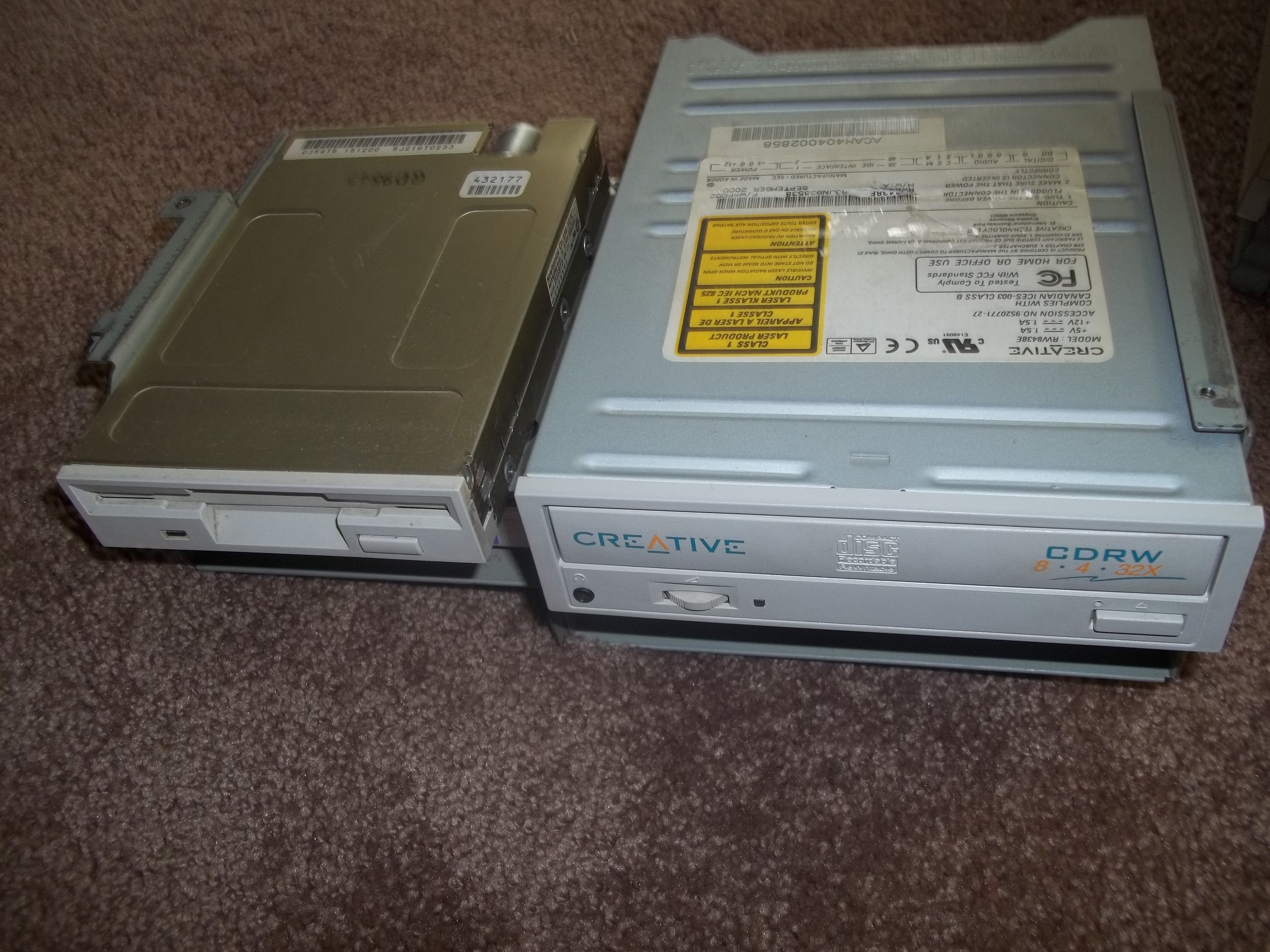 cd rom master pour packard bell imedia a