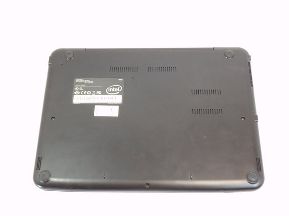 Samsung Series 5 3G Chromebook Back Cover Removal