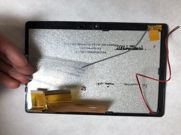 iRulu AX760 Screen Display Replacement