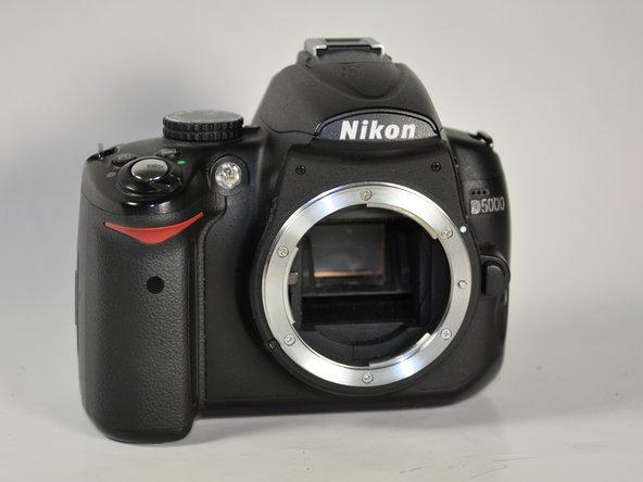 nikon d5000 troubleshooting ifixit rh ifixit com manual nikon d60 español Nikon D60 Review