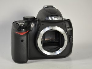 Nikon D5000 Troubleshooting