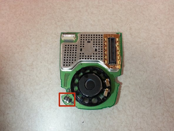Motorola i1000plus Microphone Replacement