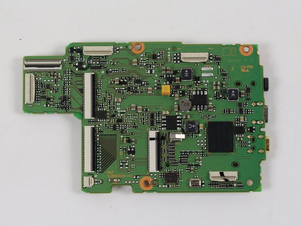 Panasonic Lumix DMC-FZ1000 Motherboard Replacement