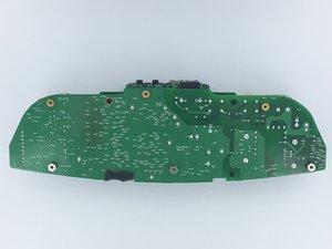 Audio/Control Board