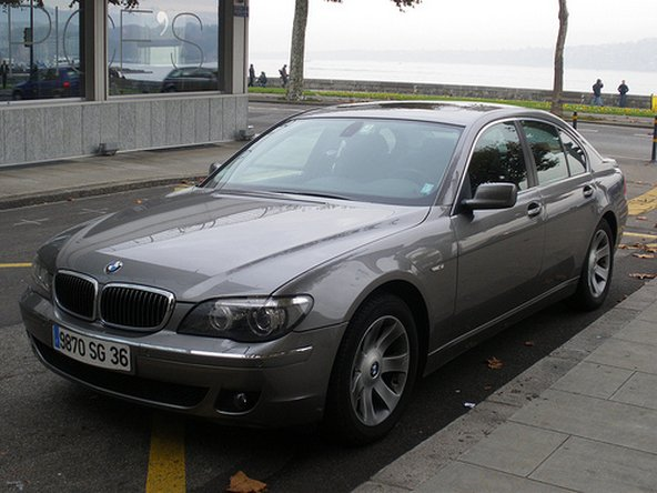 How to change battery for 750Li? - 2002-2008 BMW 7 Series