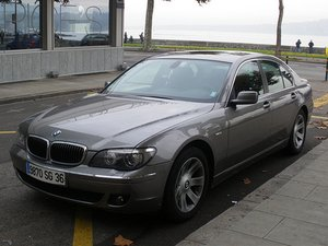 2002-2008 BMW 7 Series Repair