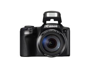Canon PowerShot SX510 HS Repair