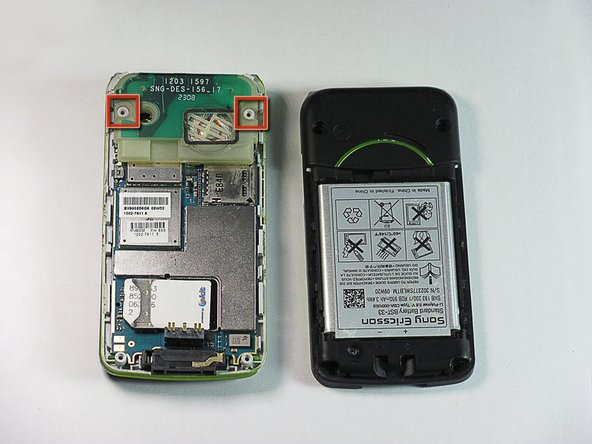 Sony Ericsson TM506 Sound Box Replacement