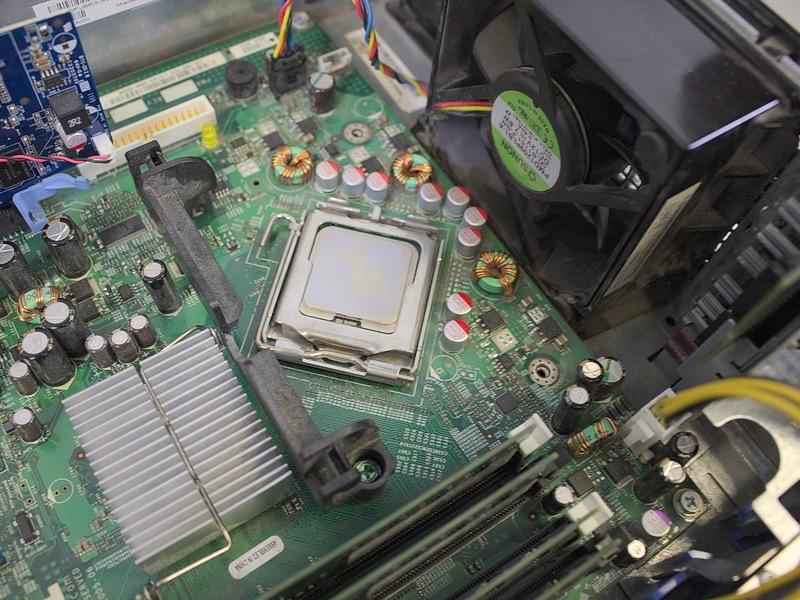 Dell Optiplex 745 Small Form Factor Repair Ifixit
