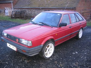 1985-1990 Nissan Sentra