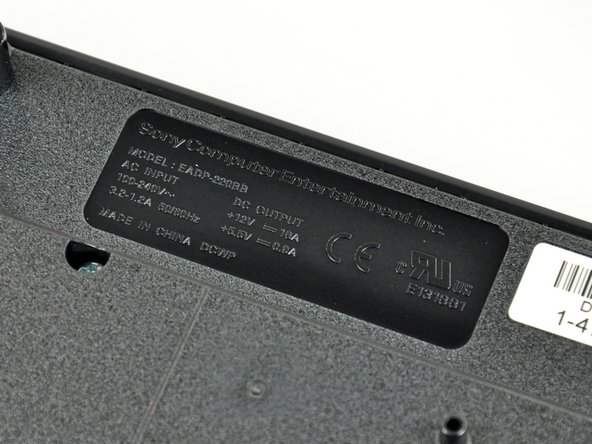 Image 3/3: Much to the relief of users worldwide, the power supply is designed for inputs ranging from 100V to 240V AC.