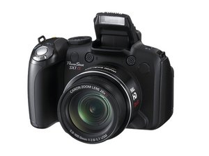 Canon PowerShot SX1 IS Repair