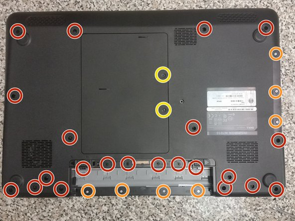 Dell Inspiron 17 N7010 BIOS Battery Replacement - iFixit