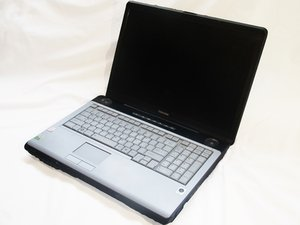 Toshiba Satellite P205-S8811 Repair