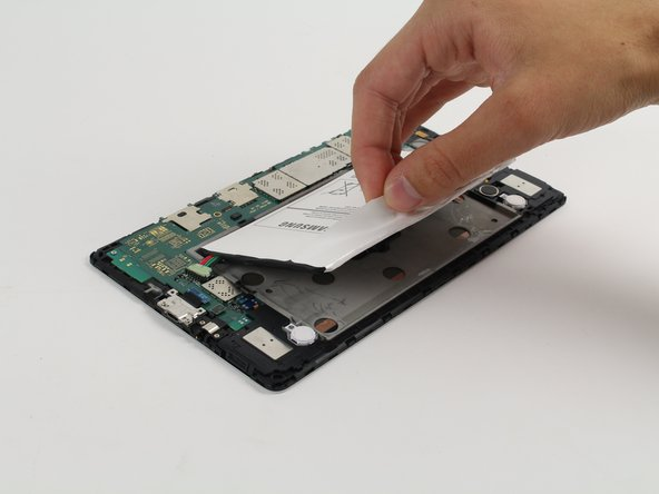 Samsung Galaxy Tab S 8.4 Battery Replacement