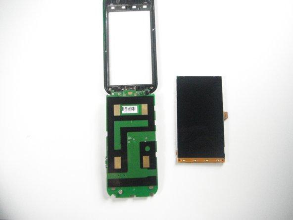 Motorola Defy XT The Screen Replacement