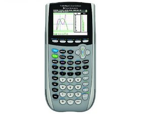 Texas Instruments TI-84 Plus Color Silver Edition