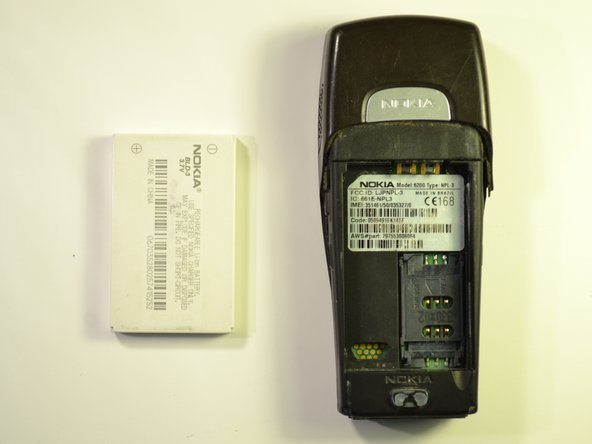 Nokia 6200 Classic Battery Replacement