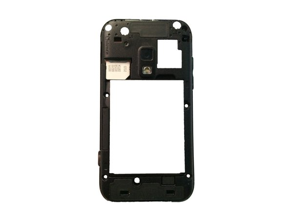 Samsung Galaxy Attain 4G Rear Housing Replacement