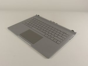 Microsoft Surface Book Keyboard Troubleshooting