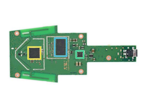 Marvell 88DE3006 Armada 1500 Mini Plus dual-core ARM Cortex-A7 media processor
