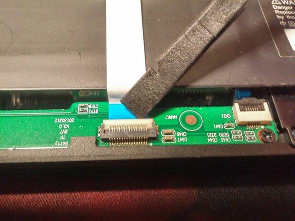 Image 1/3: Remove cable