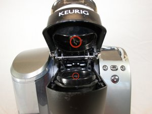 Keurig Coffee Maker Leaking Out Bottom : Keurig K75 Platinum Brewing System Repair - iFixit