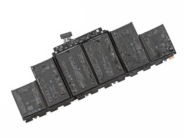 Image 1/2: T5 Torx battery board screw - quantity 2
