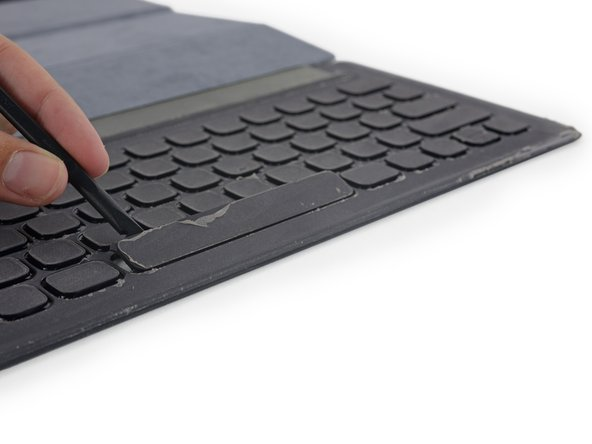 Perhaps Jony Ive was worried about your keyboard getting get too cold?