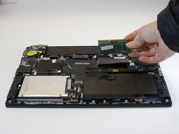 Lenovo Thinkpad T450s RAM Replacement