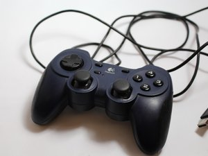 Logitech Gamepad F310 connects/disconnects - Logitech Dual