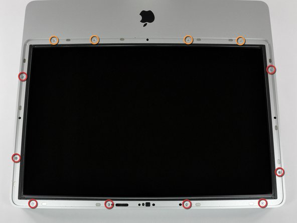 "iMac Intel 20"" EMC 2266 Front Bezel Replacement"