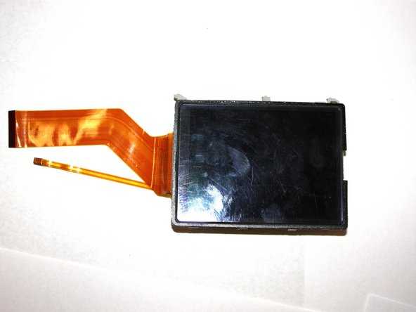Panasonic Lumix DMC-ZS6 LCD Assembly Replacement