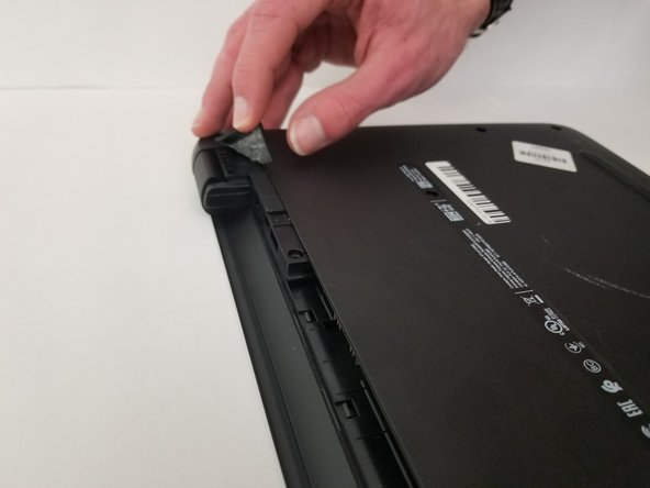 HP 15-ay052nr Bottom Cover Replacement