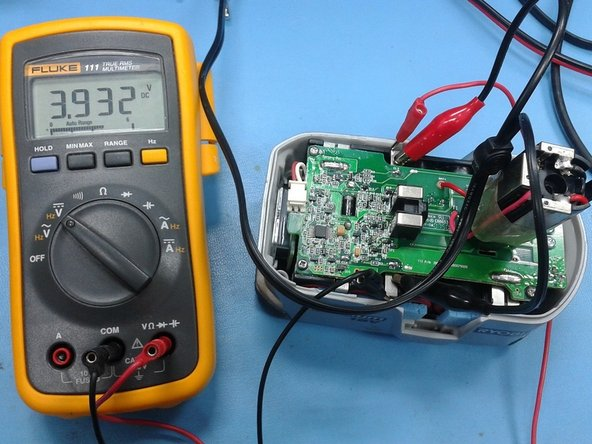 Cell Re-balance of Ryobi One+ 18V Li-ion Battery (130501002