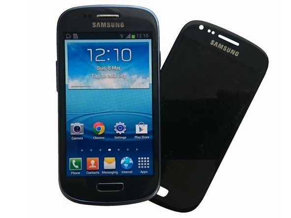 Samsung Galaxy SIII Mini Display Assembly Replacement