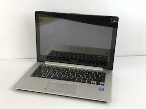 ASUS Vivobook Q301LA-BSI5T17 Display Replacement