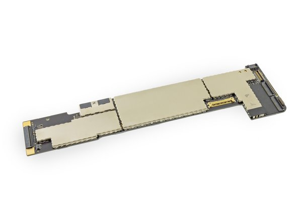 iPad 2 Wi-Fi EMC 2560 Logic Board Replacement