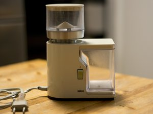 Braun KMM1 Coffee Grinder Repair