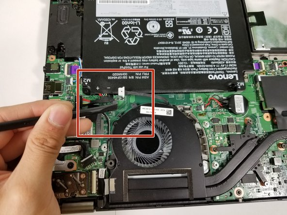 Image 2/2: Do not use the wire to pull the connector out!