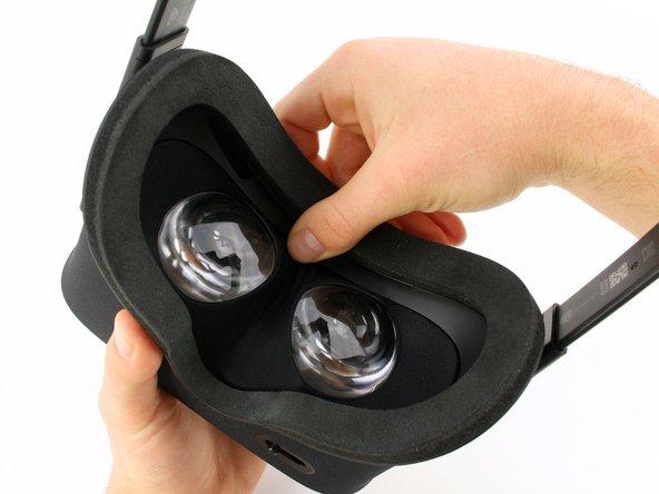 Oculus Rift CV1 Facial Interface Replacement - iFixit Repair