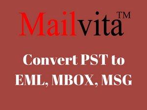 PST Converter om Outlook PST-bestanden in verschillende formaten te exporteren