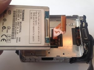sony handycam dcr sr42 hard drive replacement ifixit repair guide