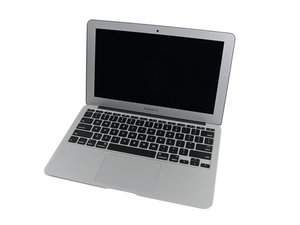 "MacBook Air 11"" Early 2015 の修理"