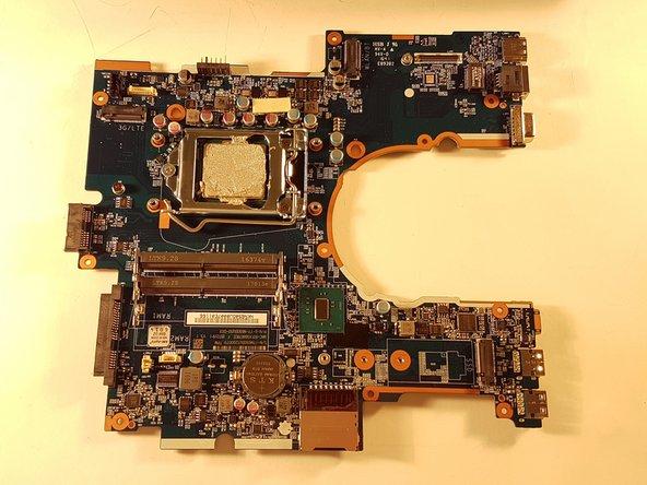 why! N650DU Mainboard
