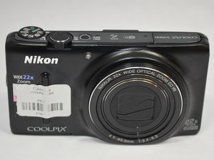 Nikon COOLPIX S9500 Repair