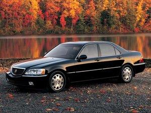 1999-2004 Acura RL Repair