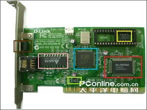 D-Link DFE-530TX Teardown