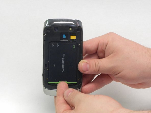 BlackBerry Torch 9850 Battery Replacement