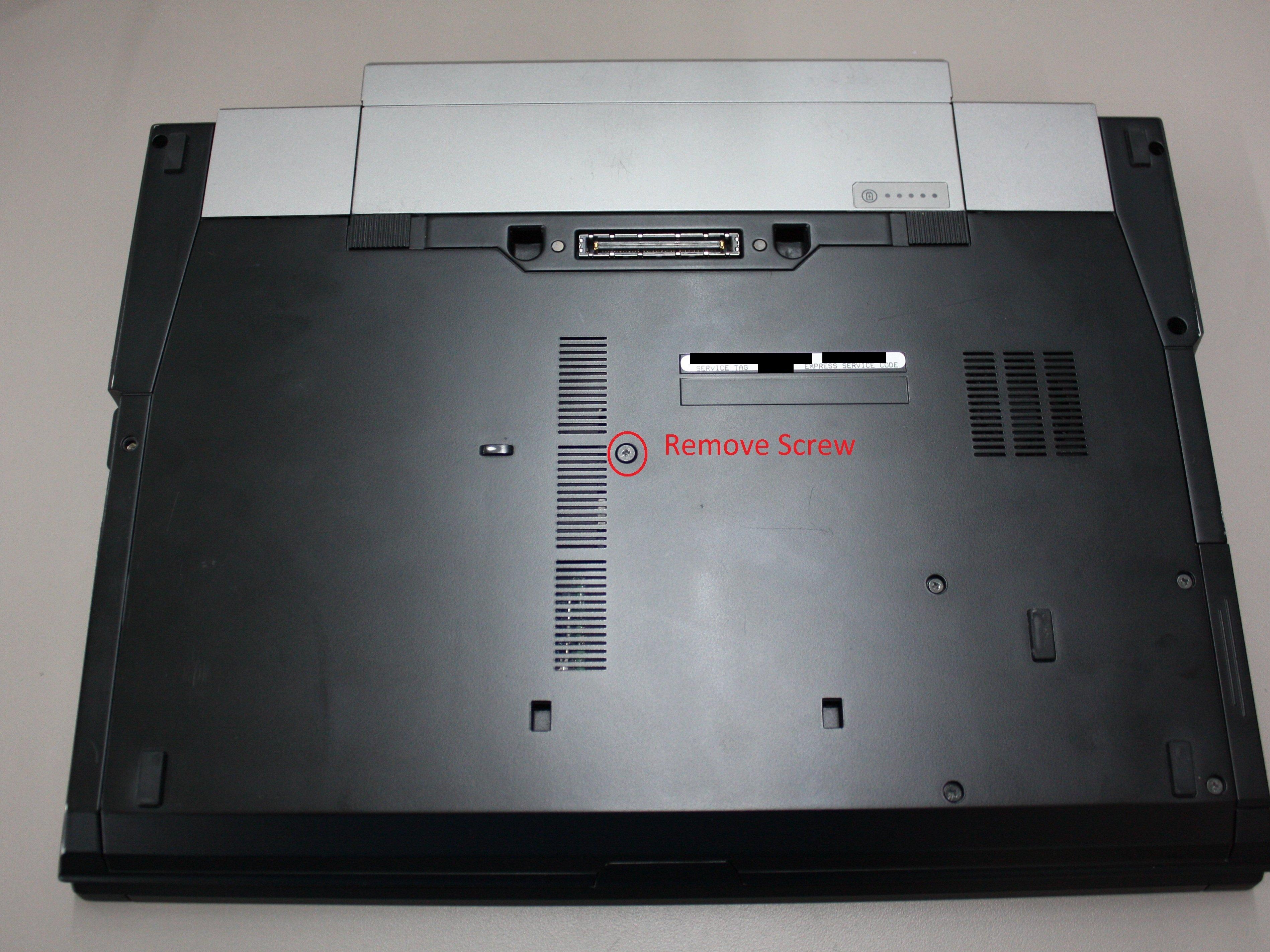 Dell Latitude E6500 Teardown - iFixit